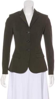 Prada Long Sleeve Fitted Blazer