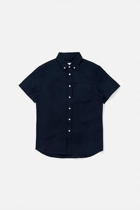 Saturdays NYC Esquina Button Down Oxford Shirt