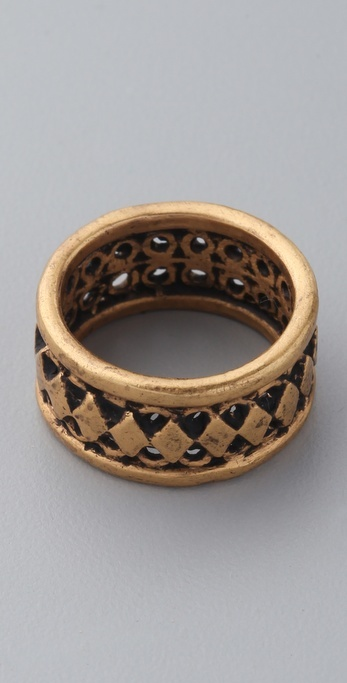 A Peace Treaty Kalansho Ring