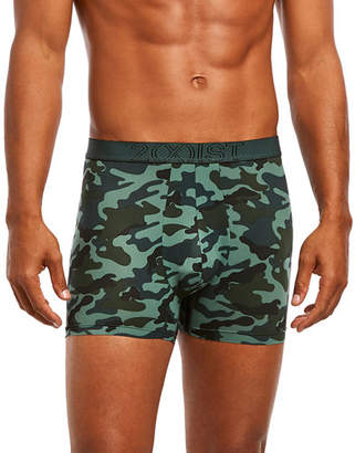 2xist Men's Speed-Dri Mesh Boxer Briefs