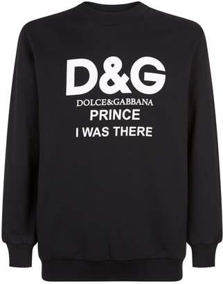 Dolce & Gabbana Logo Sweater