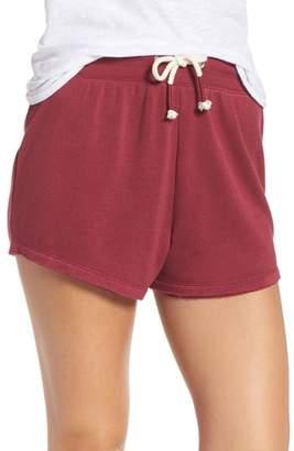 Make + Model Dreamy High Rise Fleece Shorts