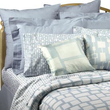 Mosaic Mini Comforter Set by Jonathan Adler, 100% Cotton