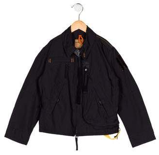 Parajumpers Boys' Collared Utility Jacket