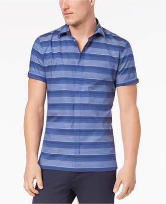 Calvin Klein Men's Colorblocked Shirt