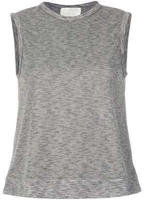 Lilly Sarti back slit tank top