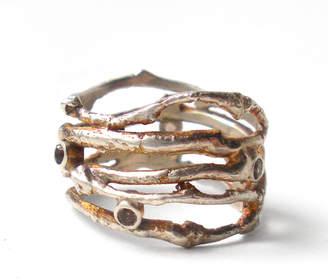 Twig Ring Brown