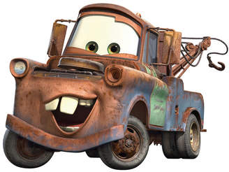 York Wall Coverings York Wallcoverings Cars - Mater Peel and Stick Giant Wall Decal