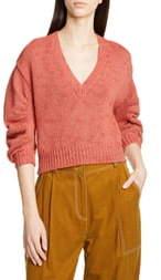 Ulla Johnson Tunis Metallic Sweater