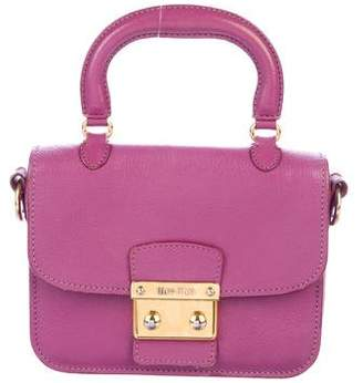 Miu Miu Madras Crossbody Bag
