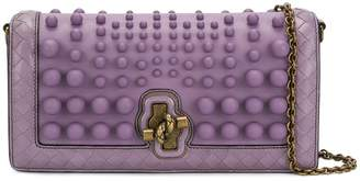 Bottega Veneta sphere clutch bag