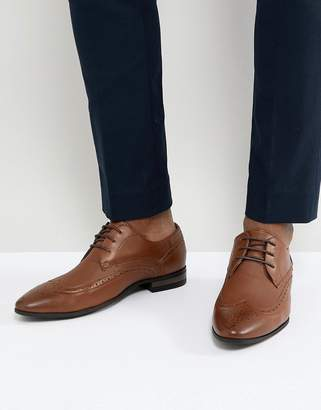 Mens Lawrence Brogues New Look