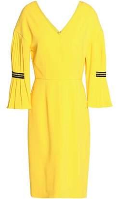 Vionnet Pleated Crepe Dress