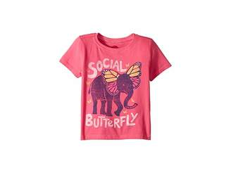Life is Good Social Butterfly Crusher (Toddler)