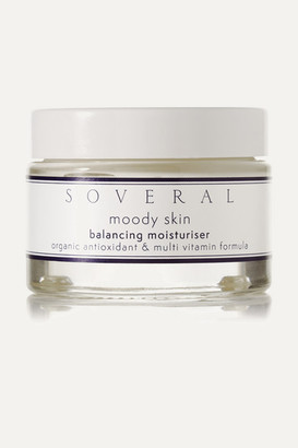 SOVERAL - Moody Skin Balancing Moisturiser, 50ml - Colorless $63 thestylecure.com