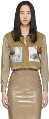 Burberry Beige Bambi Jacket