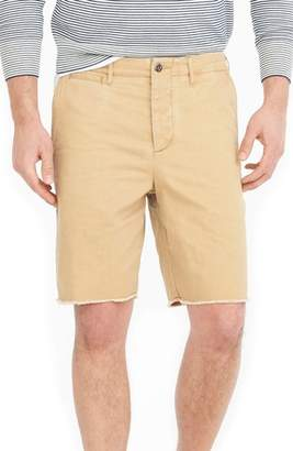 J.Crew J. CREW Distressed Officer's Shorts