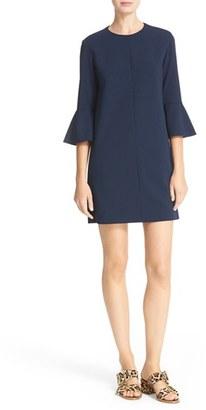Women's Tibi Bell Sleeve Dress $395 thestylecure.com