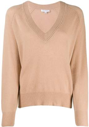 Equipment v-neck jumper
