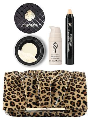 Mirenesse Invisible Pore Cover Up BB CC 4-Piece Set