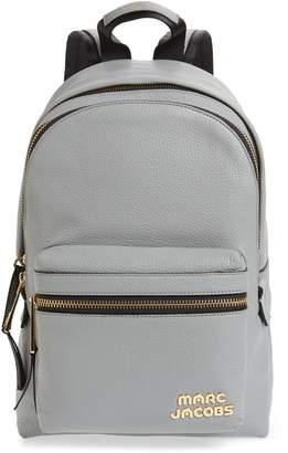 Marc Jacobs Medium Trek Leather Backpack