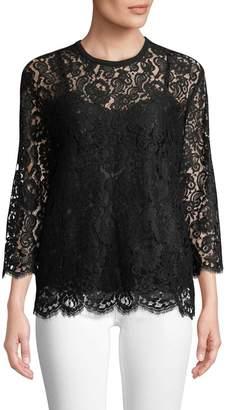 Dolce & Gabbana Women's Lace Camisole Top