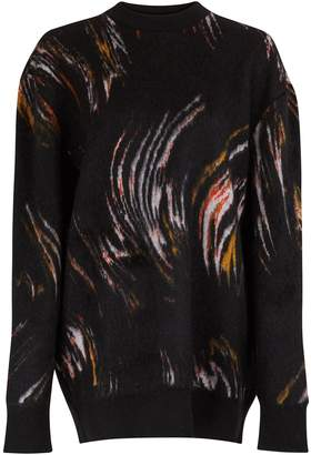 Givenchy Oversized knitted sweater