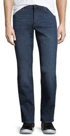 Russell Slim-Straight Jeans Blue