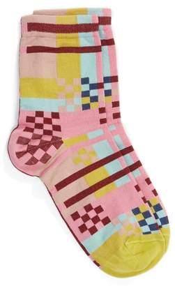 Happy Socks HYSTERIA BY Polly Ankle Socks