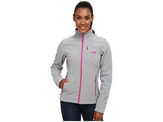 The North Face Apex Bionic Jacket (Mid Grey/Luminous Pink