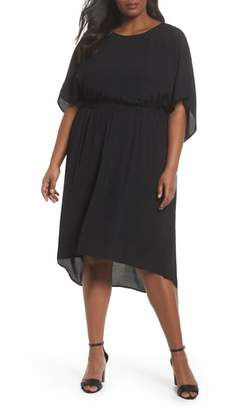 Sejour High/Low Caftan Dress