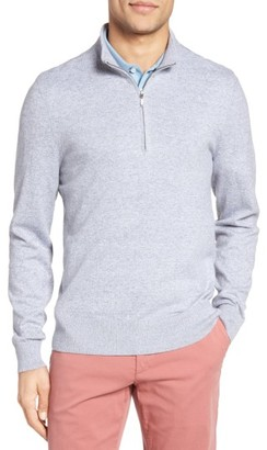 Men's Ag The Hanover Quarter Zip Pullover $188 thestylecure.com