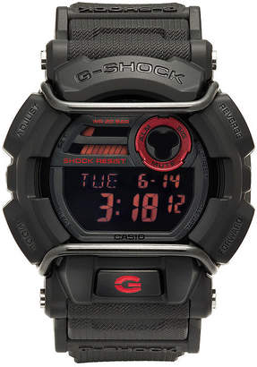 G-Shock G SHOCK Mens Black Strap Watch-Gd400-1