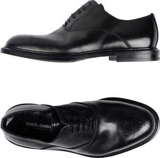 Dolce & Gabbana Lace-up shoes - Item 11462553IQ