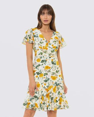 Alannah Hill Lemon Twist Dress