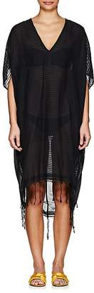 Su Women's Tipam Striped Gauze Tunic