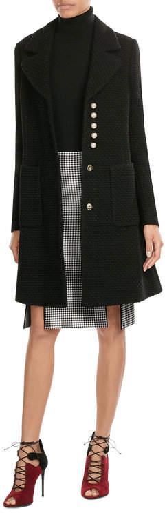 MoschinoBoutique Moschino Virgin Wool Coat