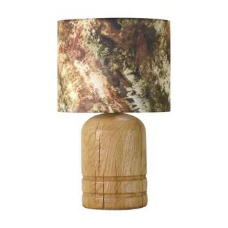 Storm Furniture - Oak Dome Lamp Oiled