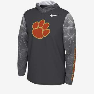 Nike College Playoff Bound (Clemson) Men's Long-Sleeve Hooded Top