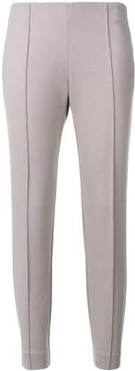 Le Tricot Perugia classic skinny-fit trousers