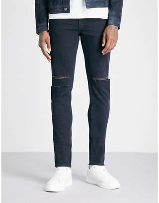 J Brand Mick skinny-fit comfort-stretch jeans