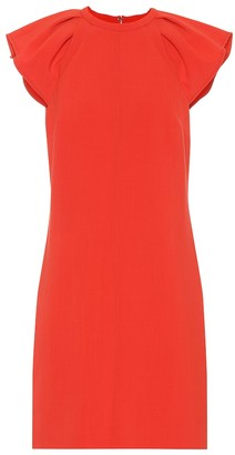 Victoria Victoria Beckham Exclusive to Mytheresa wool-blend dress