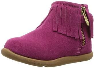 Step & Stride Girls' Kaylee Suede Bootie Fashion Boot