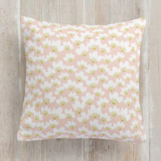 Spring Beauties Square Pillow