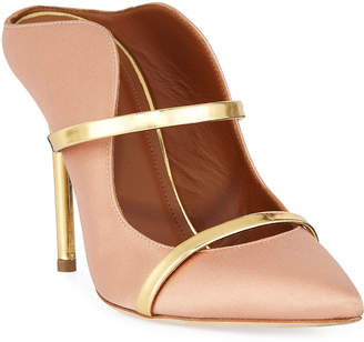 Malone Souliers Maureen 100mm Two-Strap Mules