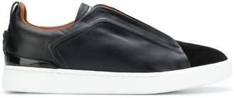 Ermenegildo Zegna lace-up sneakers