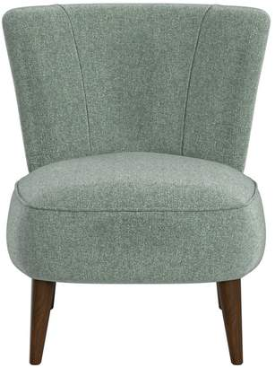 Debenhams Chenille 'Boutique' Accent Chair