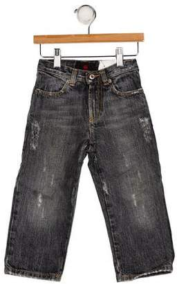 Richmond Jr Boys' Distressed Jeans