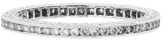 Couture Sethi Channel Set White Diamond Ring - White Gold