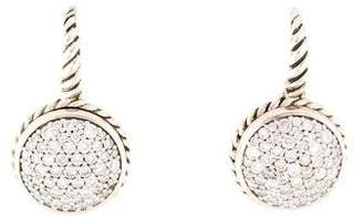 David Yurman Diamond Pavé Drop Earrings